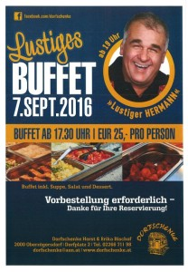 Lustiger Hermann September 2016