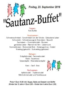 Sautanz 2016