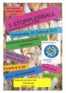 Stopplerball 2017