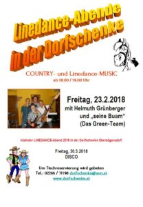 Country- & Linedance-Abend