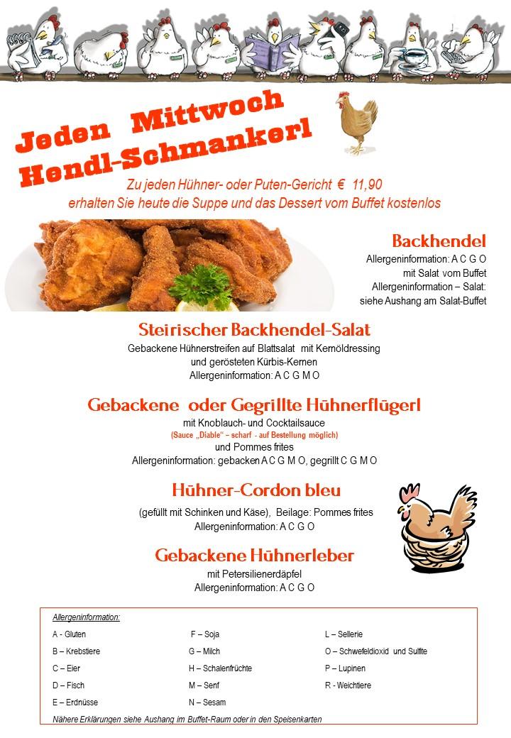 Hendl-Schmankerl